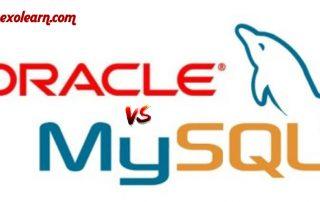 Oracle Database Vs MySQL Database
